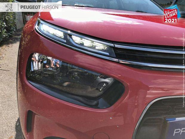 Photo miniature de la Citroën C4 Cactus BlueHDi 100ch S/S Feel Business E6.d-TEMP Camera GPS Radar AV/AR 2018 d'occasion
