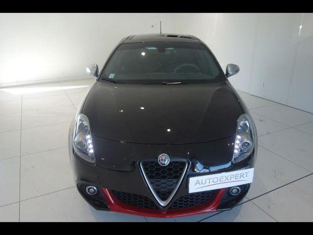 Photo miniature de la Alfa Romeo Giulietta 1.4 TJet 120ch Super Stop&Start MY19 2018 d'occasion