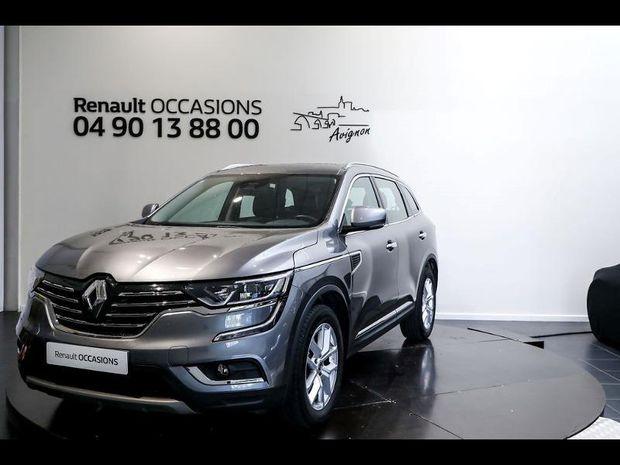 Photo miniature de la Renault Koleos 1.6 dCi 130ch energy Zen 2018 d'occasion