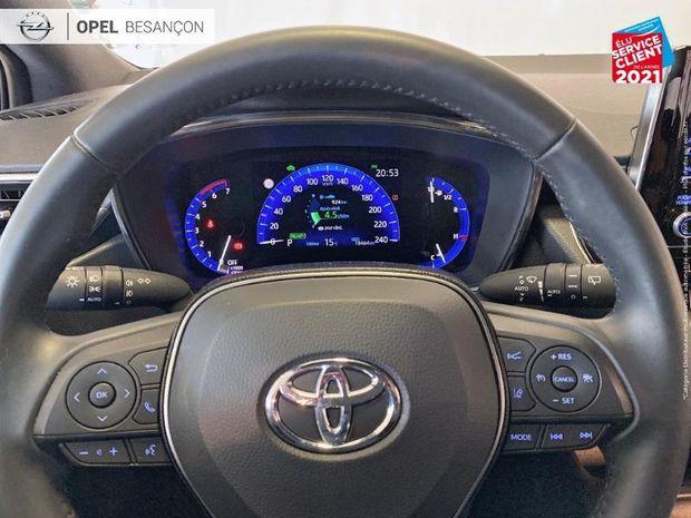 Photo miniature de la Toyota Corolla 122h Dynamic MY20 2020 d'occasion