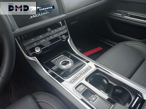 Photo miniature de la Jaguar XF Sportbrake 2.0D 180ch Chequered Flag AWD BVA 2021 d'occasion