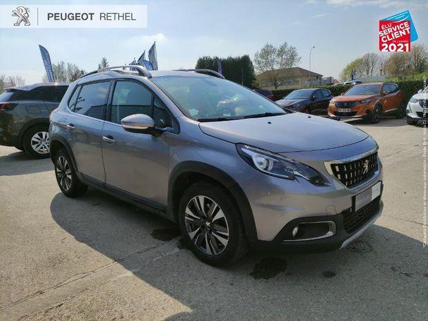Photo miniature de la Peugeot 2008 1.2 PureTech 130ch E6.c Allure S/S EAT6 2019 d'occasion
