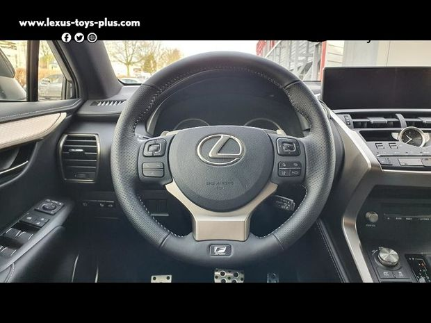 Photo miniature de la Lexus NX 300h 2WD F SPORT MM19 2020 d'occasion