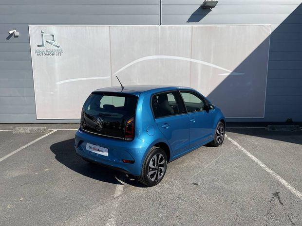 Photo miniature de la Volkswagen Up 1.0 65 BlueMotion Technology BVM5 Active 2021 d'occasion