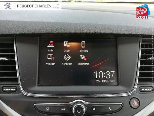 Photo miniature de la Opel Astra 1.0 Turbo 105ch ECOTEC Edition Euro6d-T 1ere main 2018 d'occasion