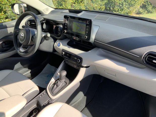 Photo miniature de la Toyota Yaris 116h Iconic 5p 2021 d'occasion