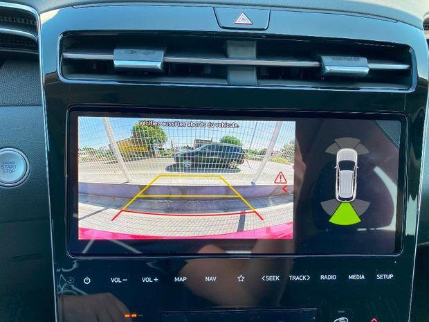 Photo miniature de la Hyundai Tucson 1.6 T-GDi 150ch Hybrid 48v Creative iBVM6 2021 d'occasion