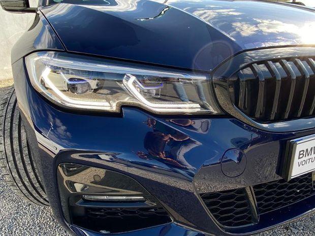 Photo miniature de la BMW Serie 3 320dA MH xDrive 190ch M Sport 2020 d'occasion