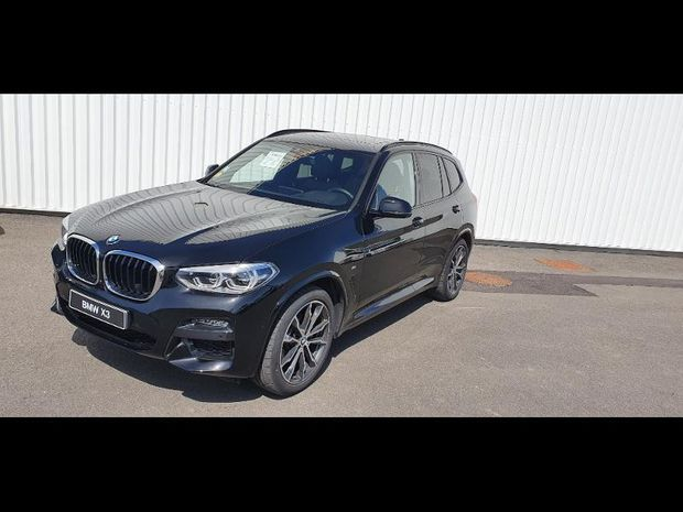 Photo miniature de la BMW X3 xDrive20dA 190ch M Sport Euro6d-T 2020 d'occasion