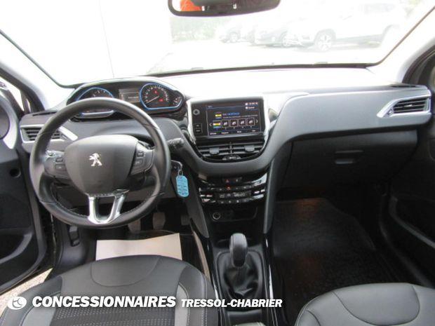 Photo miniature de la Peugeot 2008 PureTech 82ch S&S BVM5 Allure 2019 d'occasion