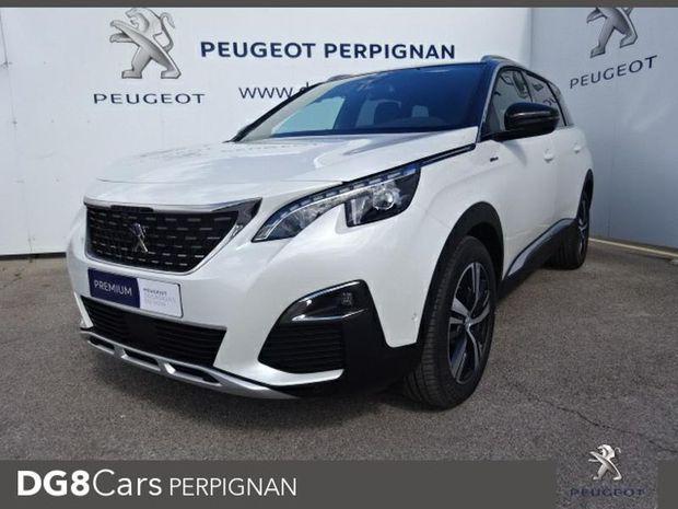 Photo miniature de la Peugeot 5008 1.2 PureTech 130ch S&S GT Line 2020 d'occasion