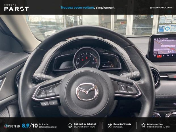 Photo miniature de la Mazda CX3 CX-3 2.0 SKYACTIV-G 121ch Sélection Euro6d-T 2019 d'occasion
