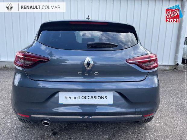 Photo miniature de la Renault Clio 1.3 TCe 130ch FAP Intens EDC Gps LED 2019 d'occasion