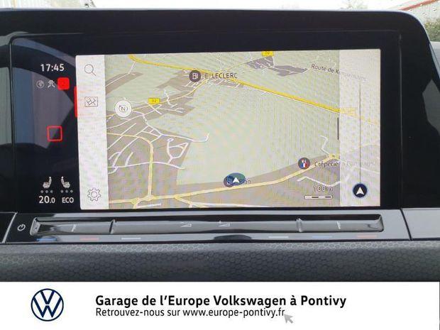 Photo miniature de la Volkswagen Golf 1.4 eHybrid 245ch GTE DSG6 2021 d'occasion