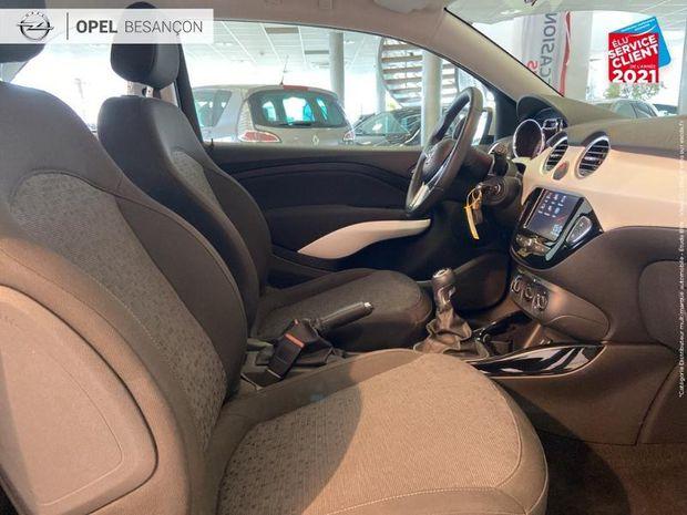 Photo miniature de la Opel Adam 1.4 Twinport 87ch Unlimited Start/Stop 2018 d'occasion
