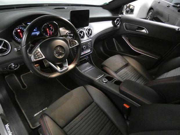 Photo miniature de la Mercedes GLA Classe  200 d Fascination 7G-DCT 2017 d'occasion