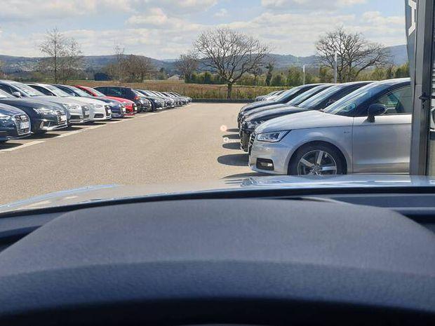 Photo miniature de la Audi Q5 35 TDI 163 S tronic 7 Avus 2020 d'occasion