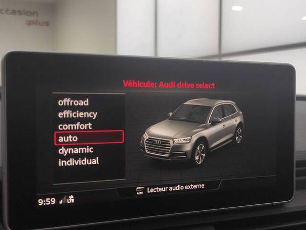 Photo miniature de la Audi Q5 35 TDI 163 S tronic 7 Quattro S line 2019 d'occasion