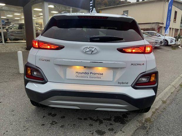 Photo miniature de la Hyundai Kona 1.6 GDi Hybrid Edition #1 2020 d'occasion