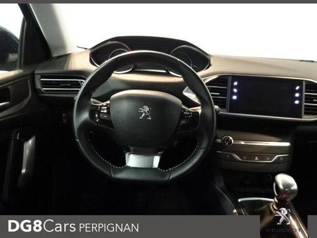 Photo miniature de la Peugeot 308 1.5 BlueHDi 130ch S&S Allure 7cv 2020 d'occasion