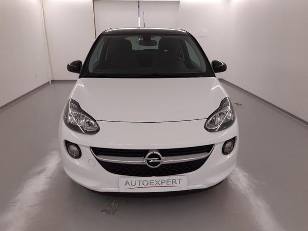 Photo miniature de la Opel Adam 1.4 Twinport 87ch Glam Start/Stop 2017 d'occasion