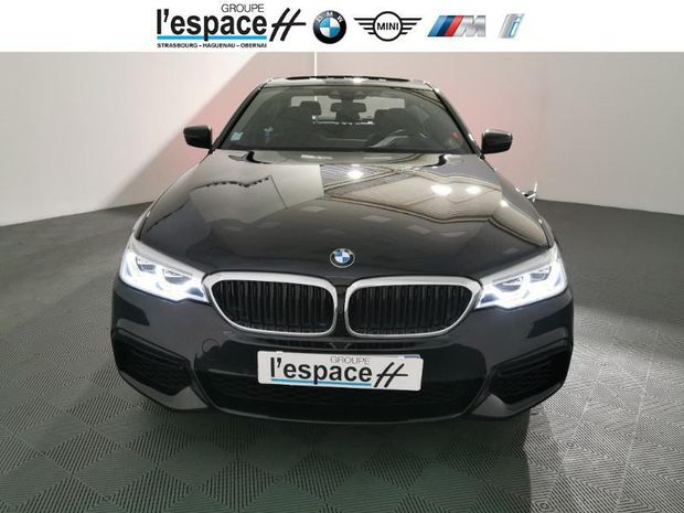 Photo miniature de la BMW Serie 5 530eA 252ch M Sport Steptronic Euro6d-T 10CV 2020 d'occasion