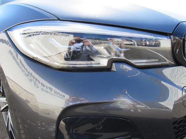 Photo miniature de la BMW Serie 3 Touring 320dA MH 190ch M Sport 2020 d'occasion