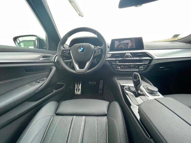 Photo miniature de la BMW Serie 5 520dA 190ch M Sport Steptronic Euro6d-T 108g 2020 d'occasion