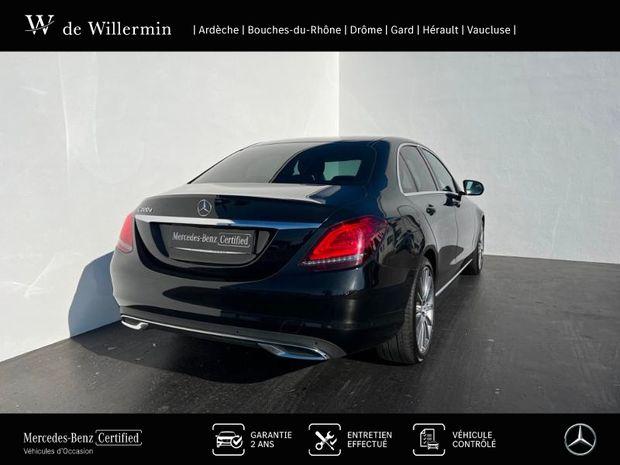 Photo miniature de la Mercedes Classe C 220 d 194ch Avantgarde Line 9G-Tronic 2020 d'occasion