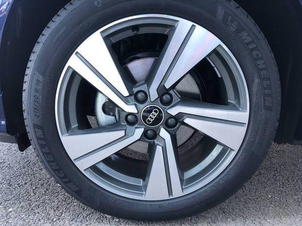 Photo miniature de la Audi Q2 30 TFSI 110 BVM6 Advanced 2021 d'occasion