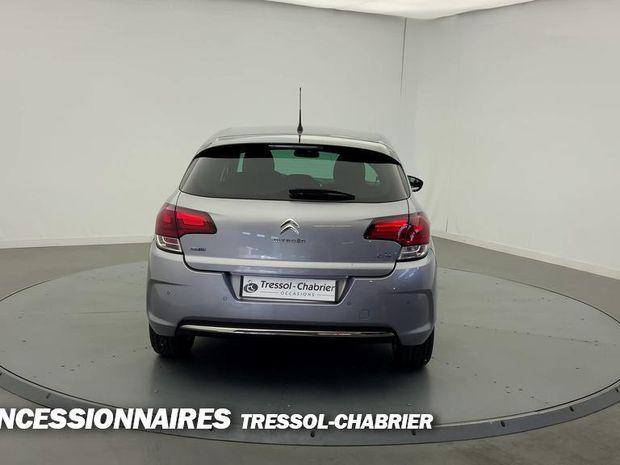 Photo miniature de la Citroën C4 BlueHDi 100 S&S BMV 86g Millenium Business 2017 d'occasion