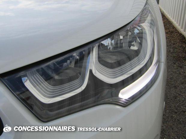 Photo miniature de la Citroën C4 PureTech 130 S&S BVM6 Millenium 2018 d'occasion