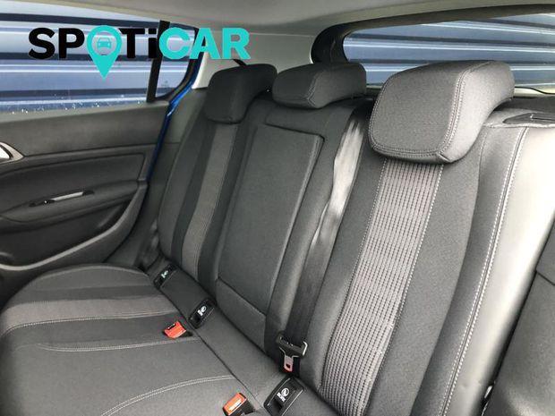Photo miniature de la Peugeot 308 1.2 PureTech 130ch S&S Allure Pack 2020 d'occasion