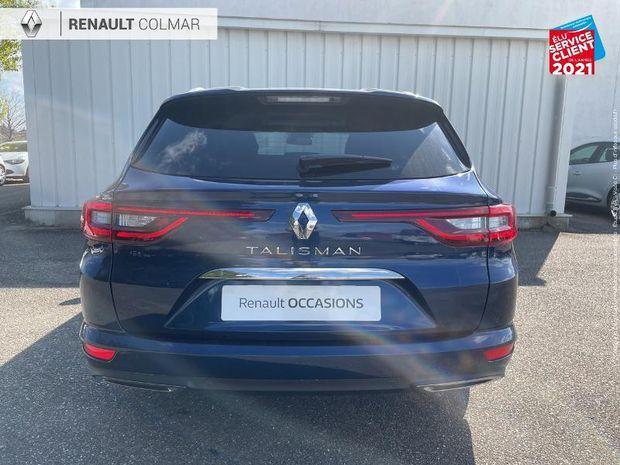 Photo miniature de la Renault Talisman Estate 2.0 Blue dCi 200ch Intens EDC - 19 HUD GPS LED Radar AV/AR 2020 d'occasion