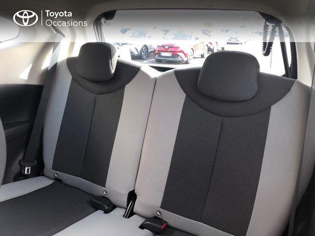 Photo miniature de la Toyota Aygo 1.0 VVT-i 69ch x-play x-shift 3p 2017 d'occasion