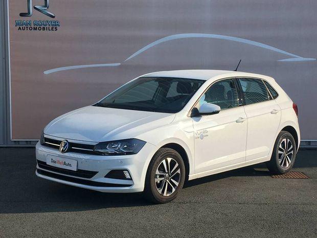 Photo miniature de la Volkswagen Polo 1.0 TSI 95 S&S BVM5 United 2020 d'occasion