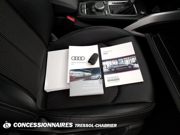 Photo miniature de la Audi Q2 30 TDI 116 S tronic 7 S Line 2020 d'occasion