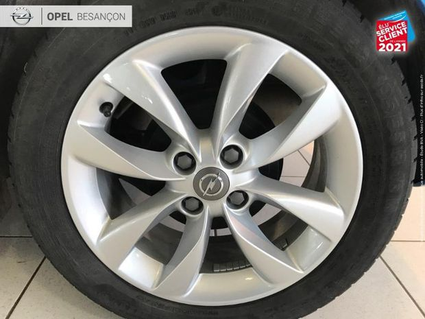 Photo miniature de la Opel Adam 1.4 Twinport 87ch Unlimited Start/Stop Regulateur 2018 d'occasion