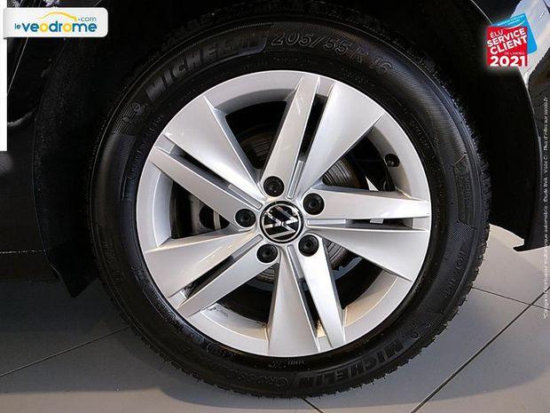 Photo miniature de la Volkswagen Golf 2.0 TDI SCR 150ch Life 1st DSG7 GPS LED Radar AV/AR Bluetooth 2020 d'occasion