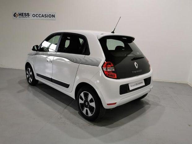 Photo miniature de la Renault Twingo 1.0 SCe 70ch S/S Limited Bluetooth 2017 d'occasion