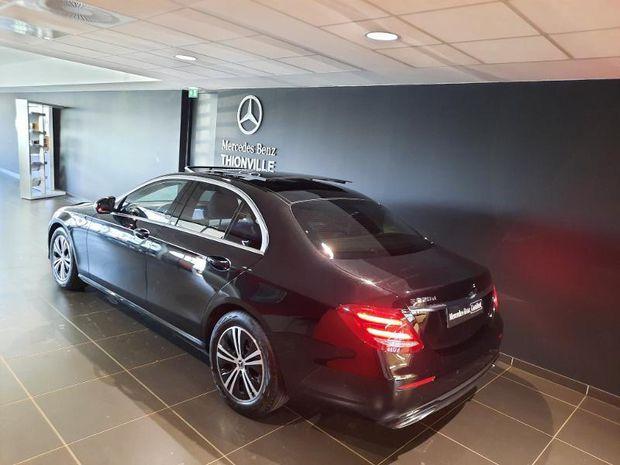 Photo miniature de la Mercedes Classe E 220 d 194ch Avantgarde Line 9G-Tronic Euro6d-T-EVAP-ISC 2020 d'occasion