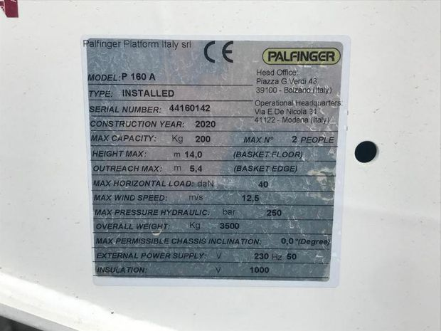 Photo miniature de la Mitsubishi Canter CCb 3S13 Empattement 25 2020 d'occasion