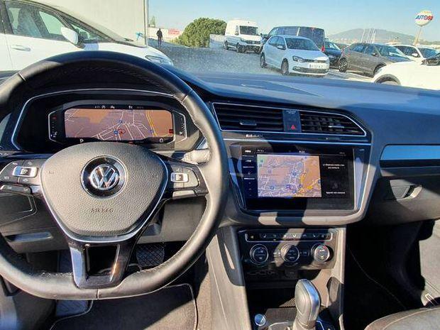 Photo miniature de la Volkswagen Tiguan 2.0 TDI 150 DSG7 Carat Exclusive 2020 d'occasion