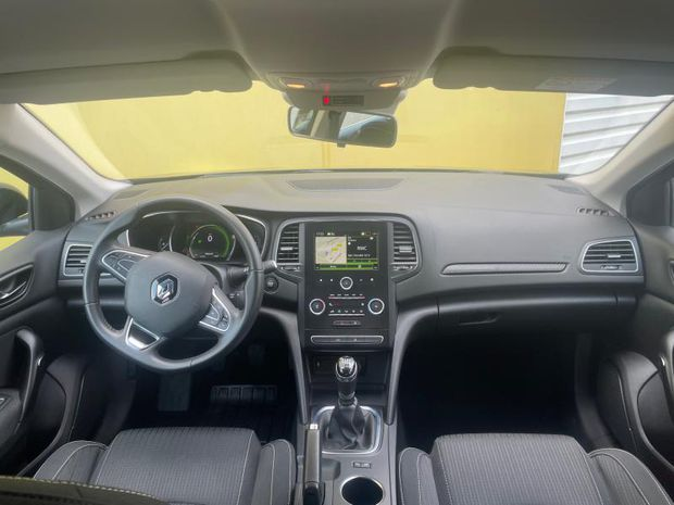Photo miniature de la Renault Megane 1.5 Blue dCi 115ch Business 2019 d'occasion
