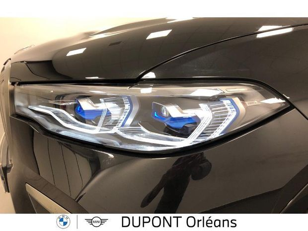 Photo miniature de la BMW X7 M50dA xDrive 400ch M Performance 2020 d'occasion