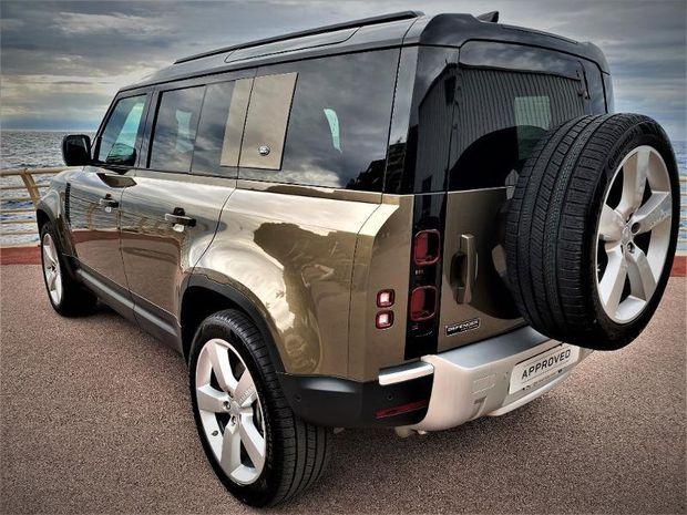 Photo miniature de la Land Rover Defender 110 3.0 P400 First Edition 2021 d'occasion
