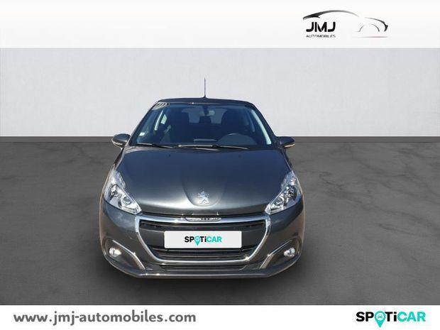 Photo miniature de la Peugeot 208 1.2 PureTech 82ch Active 3p 2017 d'occasion
