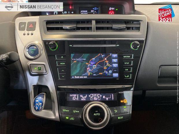 Photo miniature de la Toyota Prius + 136h Dynamic Business 1ere main Gps Radar AR Camera 2017 d'occasion