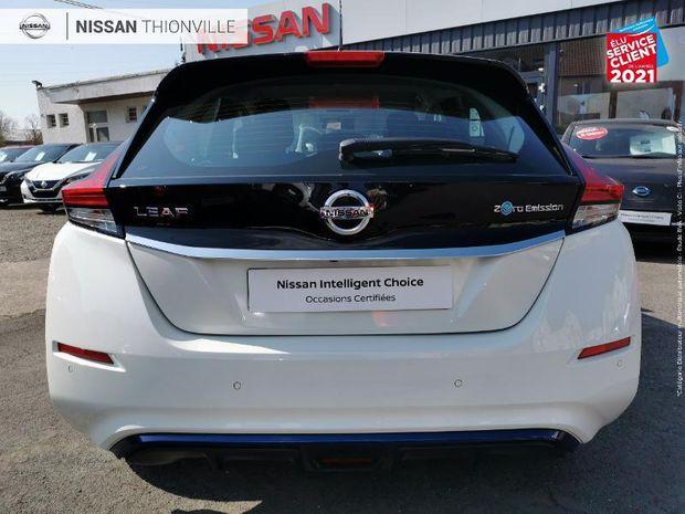 Photo miniature de la Nissan Leaf 150ch 40kWh Acenta 2018 GPS Camera Radar AV/AR 2018 d'occasion