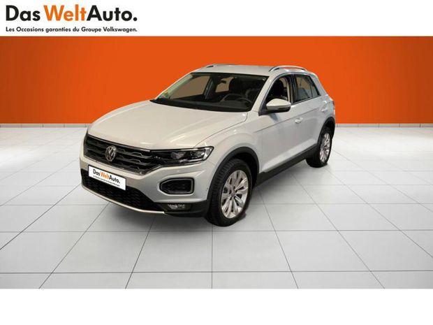 Photo miniature de la Volkswagen T-Roc 2.0 TDI 150ch Carat Exclusive DSG7 Euro6d-T 2019 d'occasion